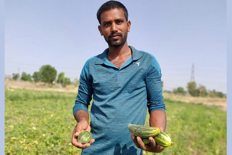 Meet the young Telangana techie who has found success in organic farming