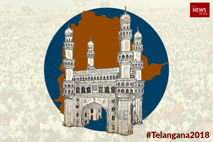 Telangana polls: Final voter turnout at 73.2 pc, Charminar lowest with 40.18 pc