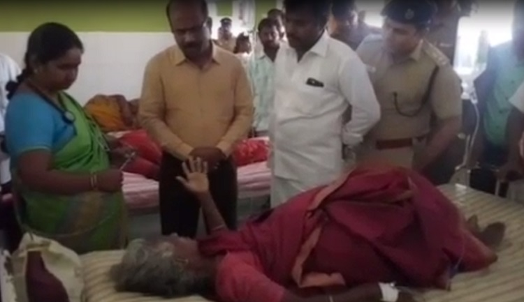 7 killed in stampede at Trichy temple festival, several injured
