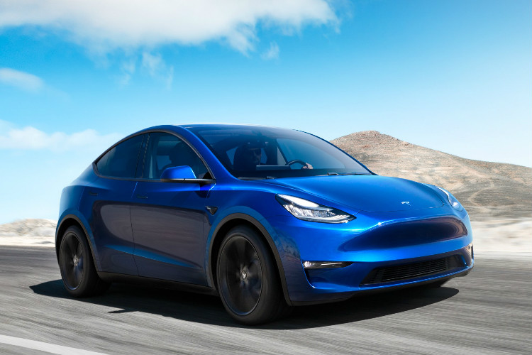 Tesla Unveils Mid Size Electric SUV Model Y Set To Launch
