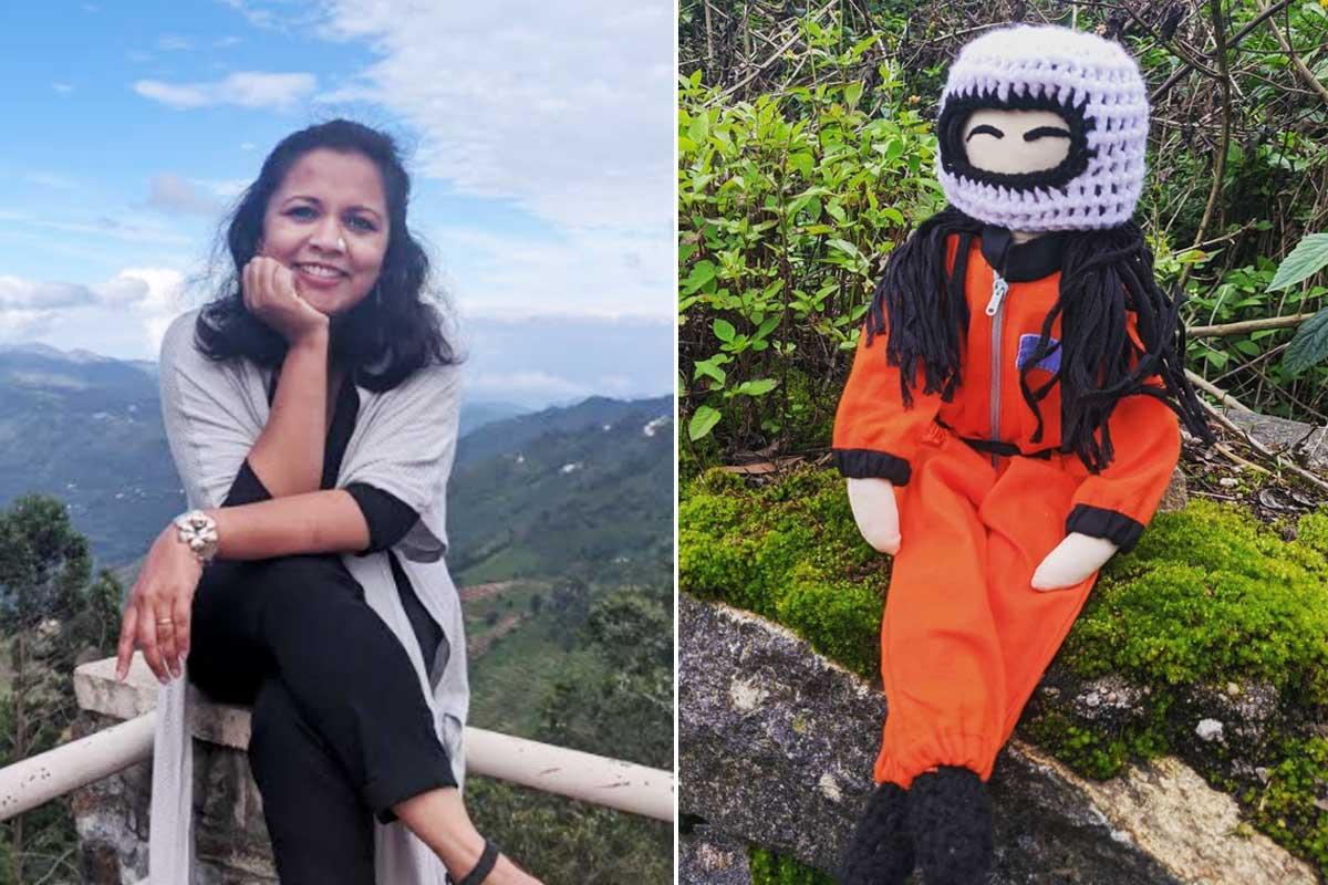 Meet Smriti Lamech whose craft dolls of Kalpana Chawla and other women icons are a hit