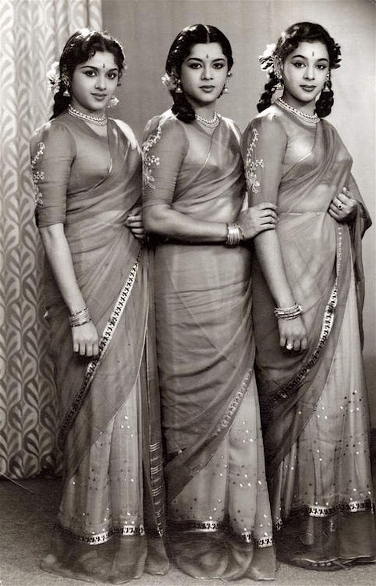 Ragini Travancore Sisters