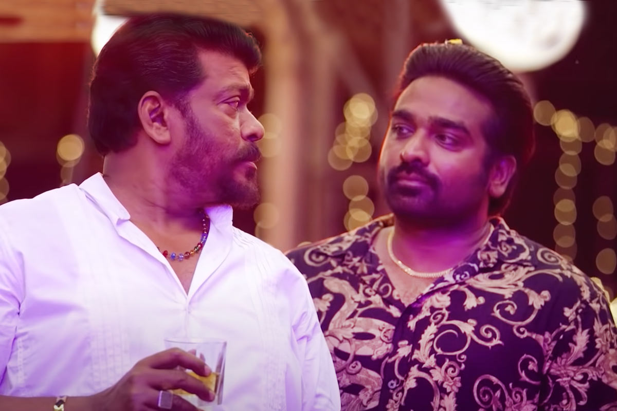 Tughlaq Durbar Review: VJS, Parthiban in an entertaining but shallow  political satire | The News Minute