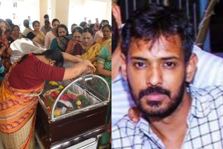 Friends, family bid a tearful goodbye to Hyderabad man killed in Sri Lanka blasts