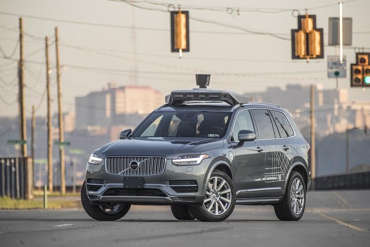 Uber's self-driving unit raises $1 billion from SoftBank, Toyota and Denso