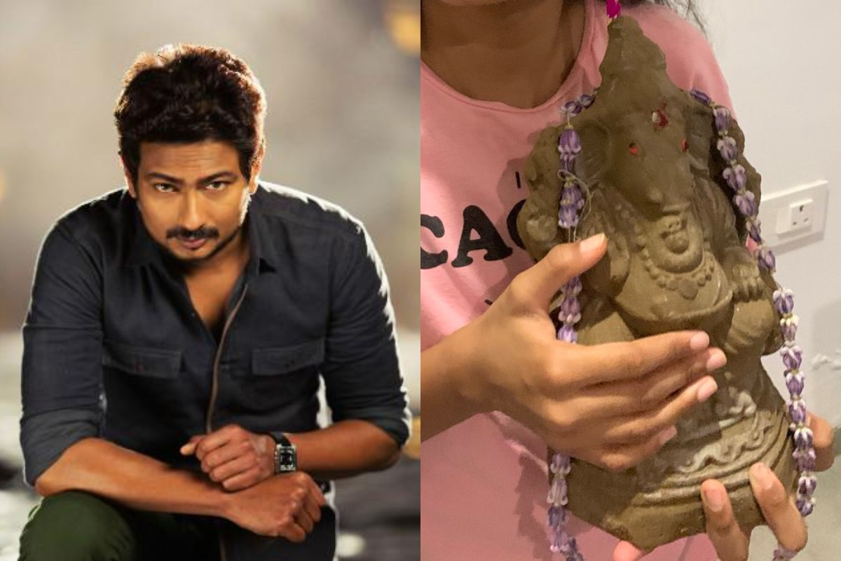 Udhay Stalin's Vinayagar idol photo on Twitter draws flak from supporters  and opposition | The News Minute