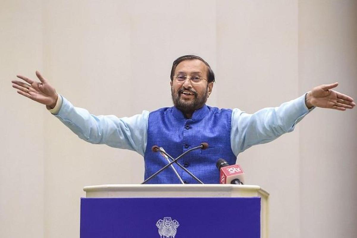 India not responsible for current climate change Prakash Javadekar