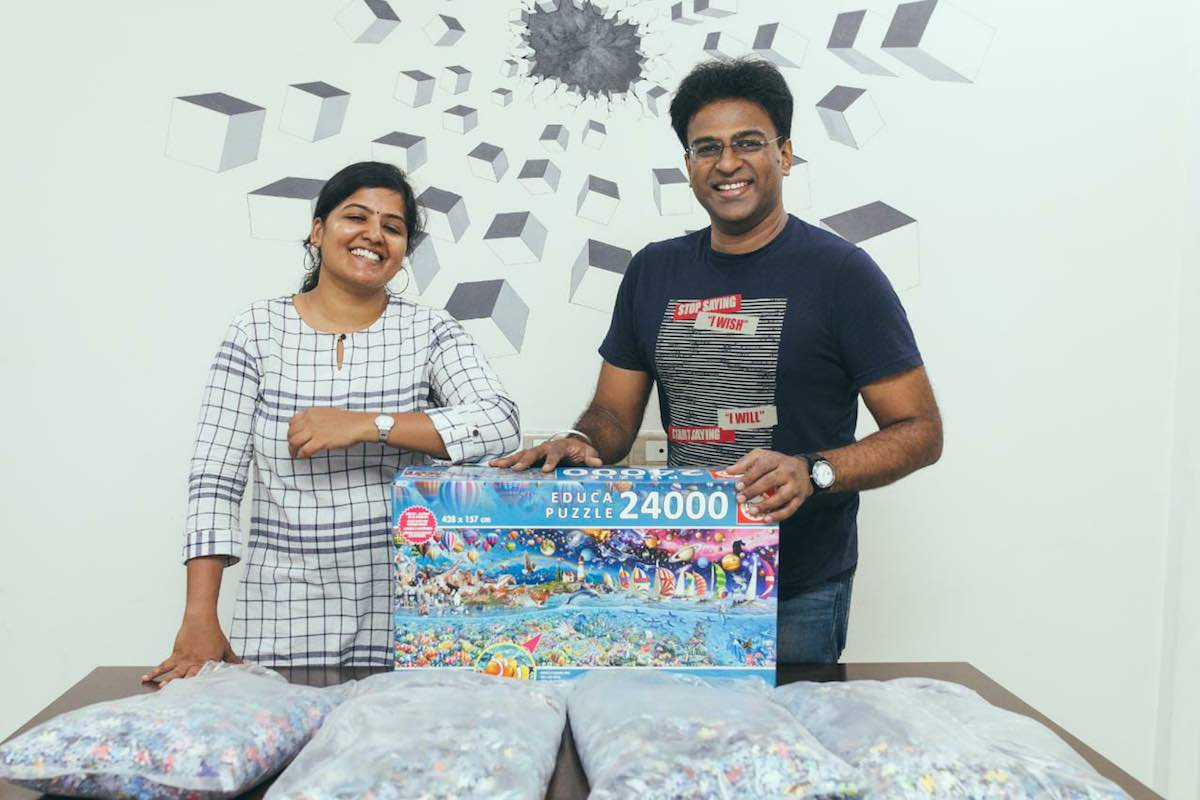 Do you like to be puzzle-d This unique Chennai cafe is great for jigsaw lovers