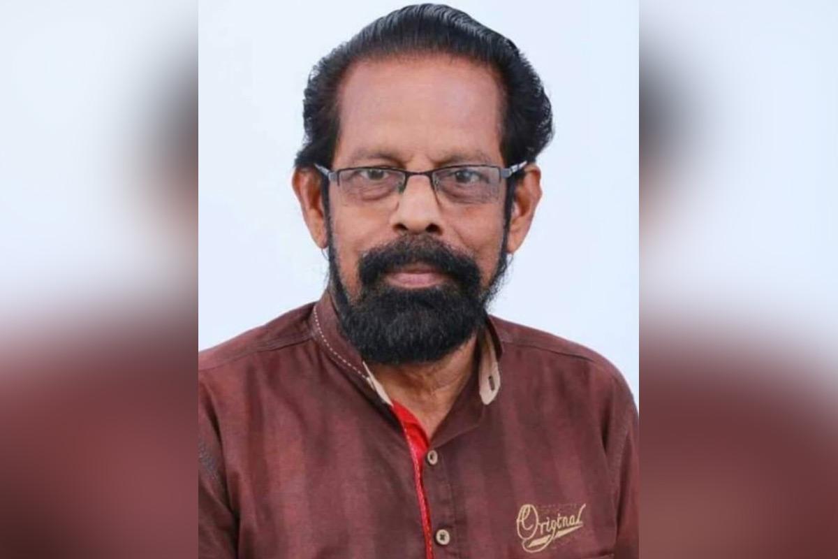 Renowned Malayalam Film Costume Designer Velayudhan Keezhillam Passes Away At 66 The News Minute