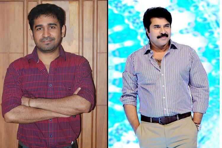 Vijay Antony in Mammootty-Nayanthara starrer?