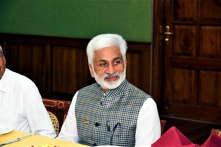 'Don't split Waltair railway division': YSRCP MP Vijayasai Reddy in Parliament