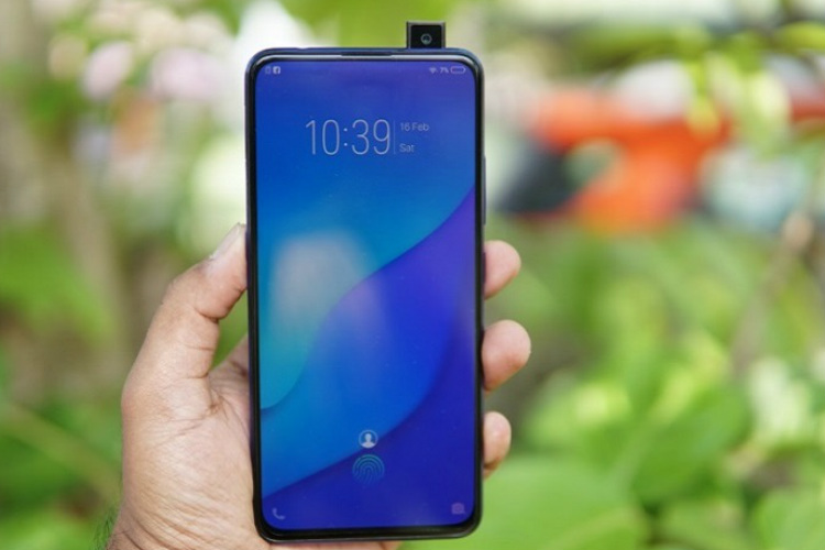 Vivo launches V15 Pro with pop-up selfie camera in India