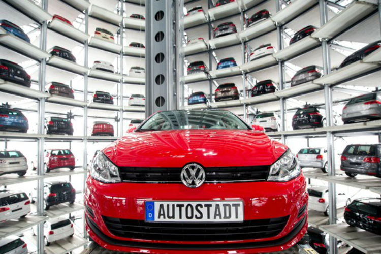 NGT tells Volkswagen to deposit Rs 100 crore by Friday, warns of punitive action