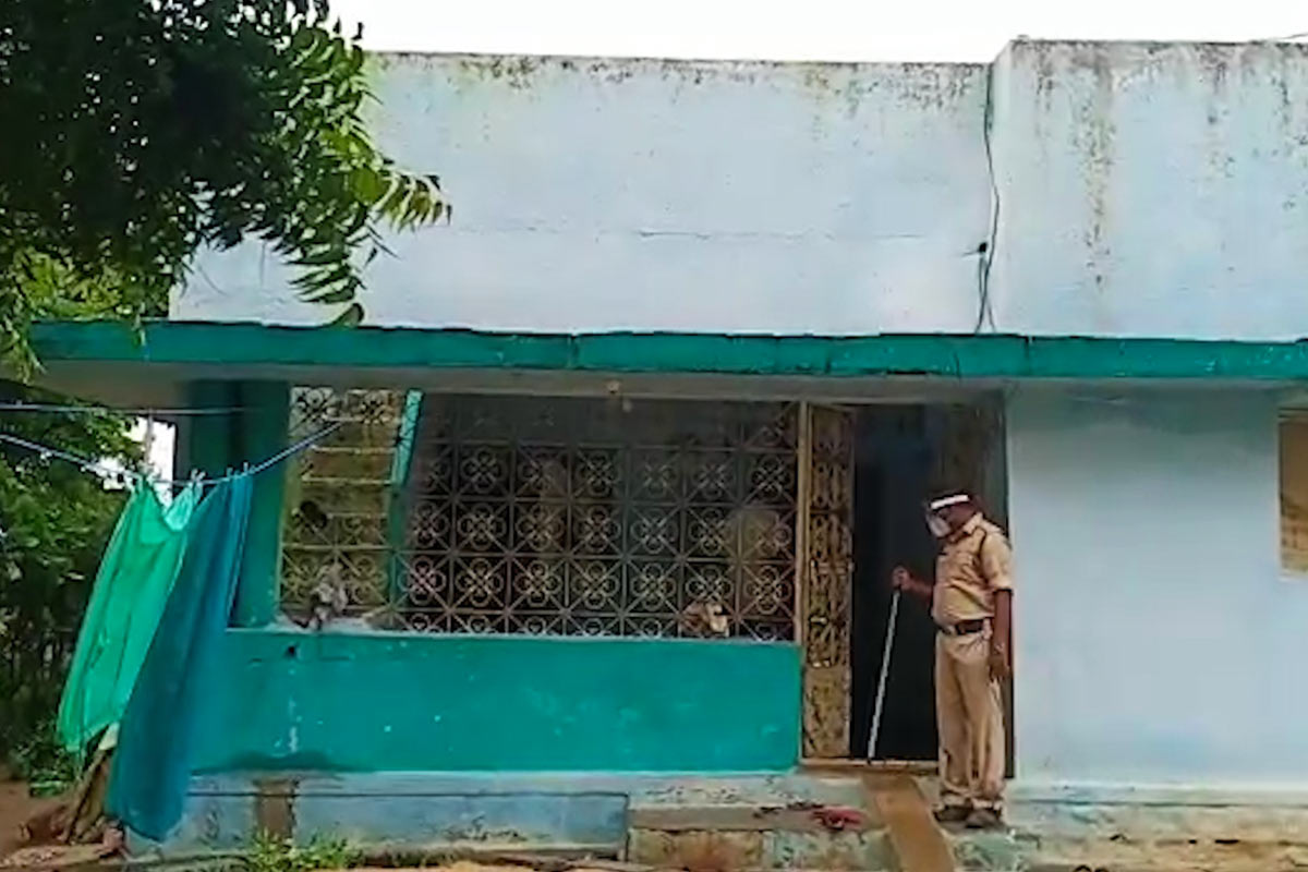 Four of a family dead in Telangana bodies found from different parts of house