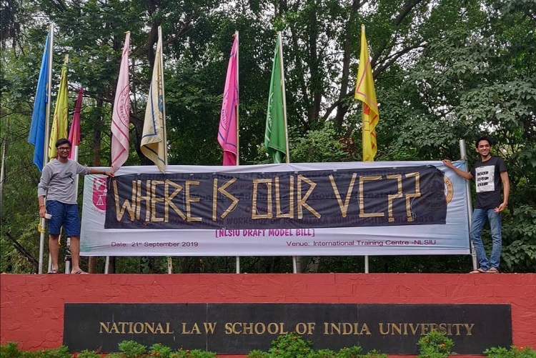 Why law students in the prestigious NLS Bengaluru are threatening to skip exams