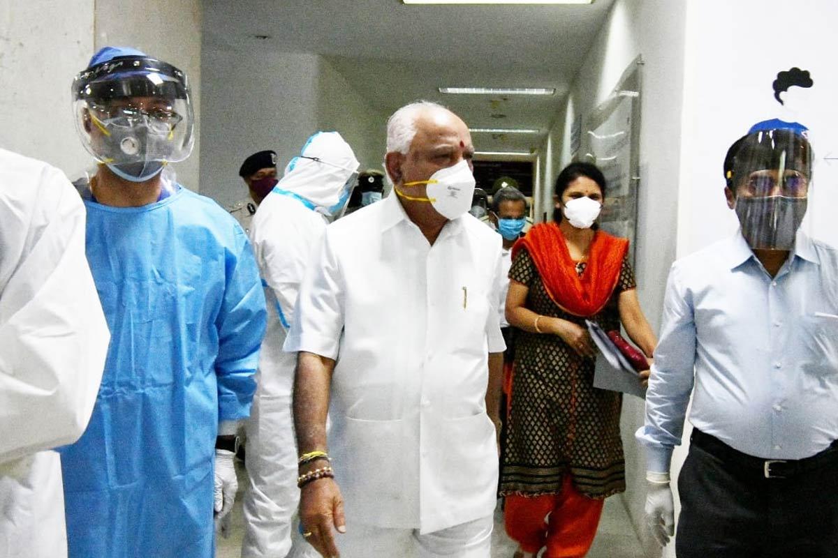Karnataka CM Yediyurappa discharged after testing negative for coronavirus