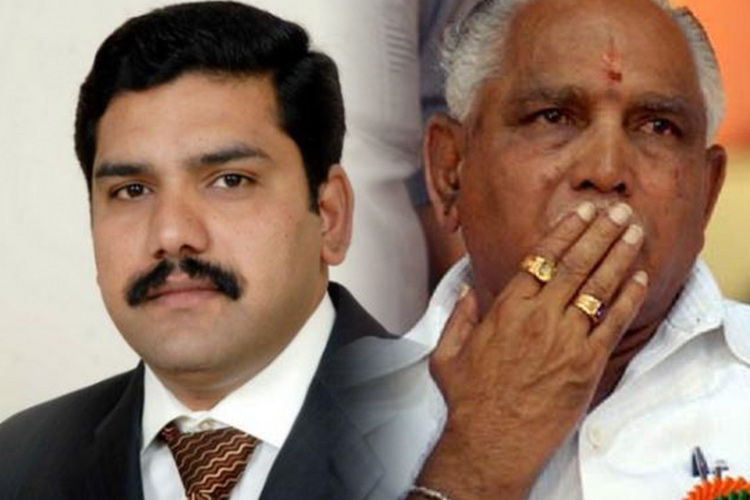The father-son dynamic Are Ktaka BJP leaders unhappy with Yeddyurappa and BY Vijayendra