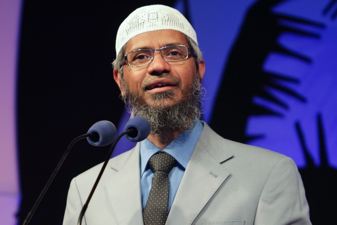 Zakir Naik's Controversial Video On Islam And Terrorism
