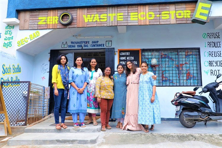 No to plastic: A visit to Hyderabad's first zero-waste eco-store