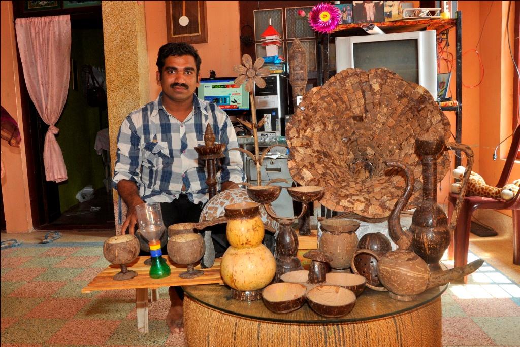 Want To Do Away With Plastics Meet The Kerala Magician