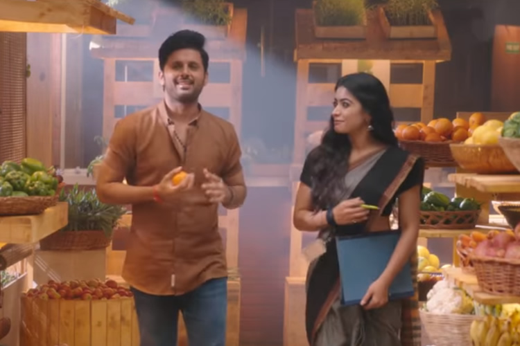 Bheeshma Review This Nithiin Starrer Is Part Hilarious Part Pretentious The News Minute