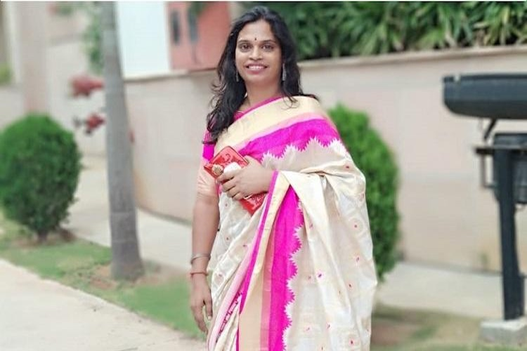 Trans activist and MLA candidate Chandramukhi who went missing turns up at police station