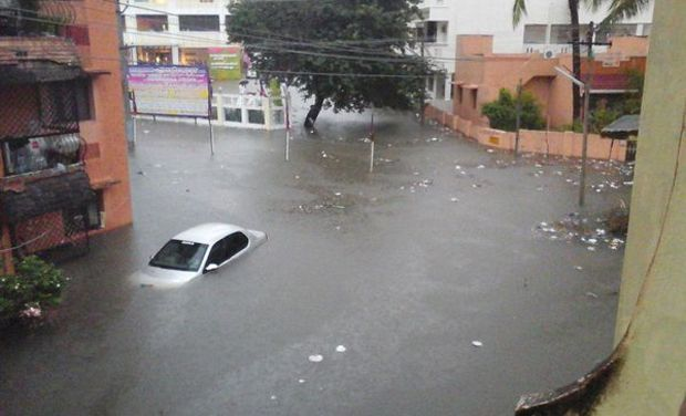 Second Hand Cars After Chennai Floods Sold For A Song But