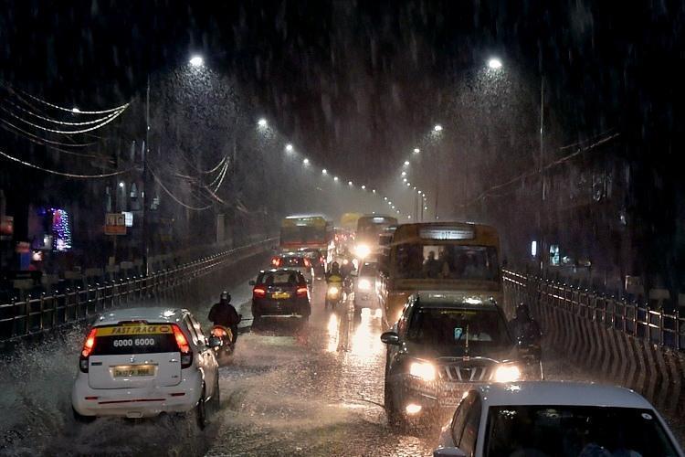Rains lash Chennai, more showers predicted for coastal TN for next few days