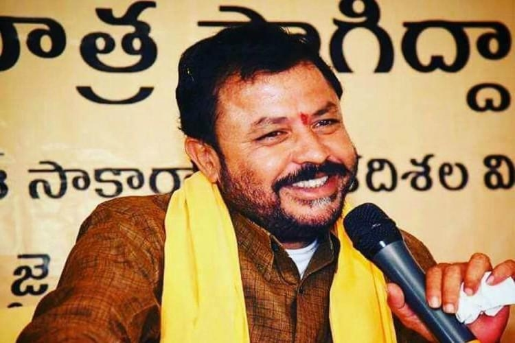 Former TDP MLA arrested for allegedly attacking Dalits in Andhra