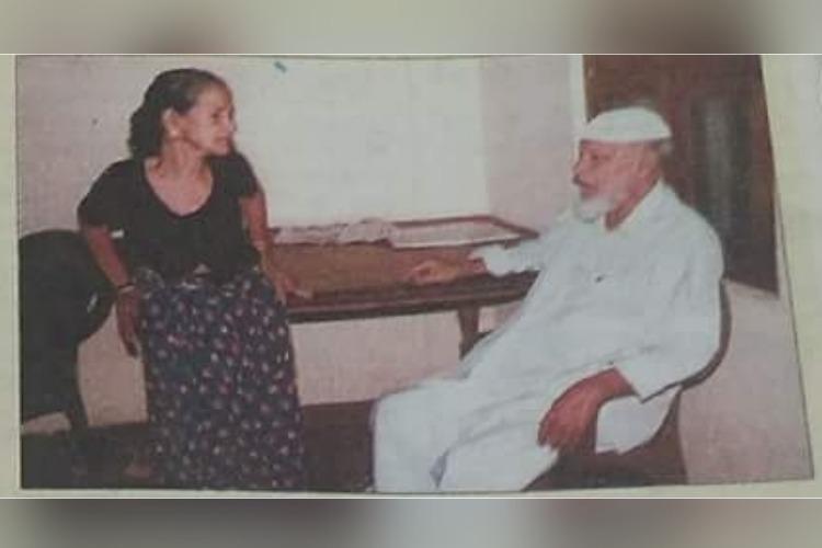 Against communalism: DU prof writes on breastmilk bond between Hindu-Muslims in Kerala