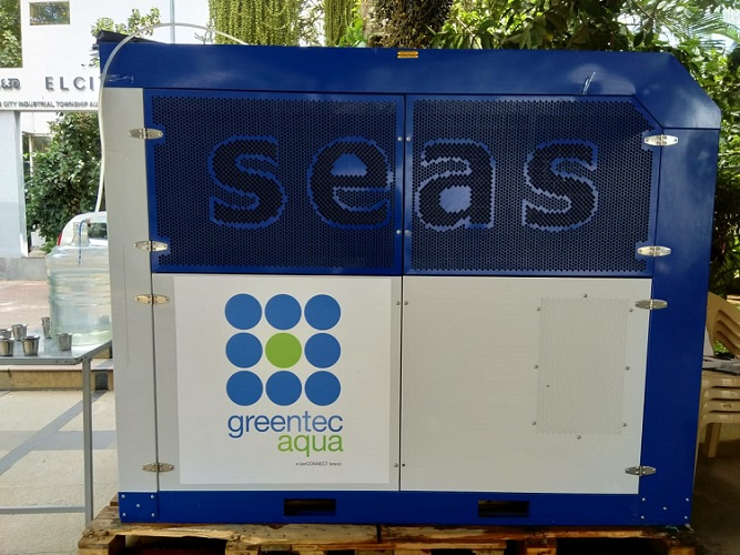 Clean water from air: Swiss company brings new hi-tech solution to India