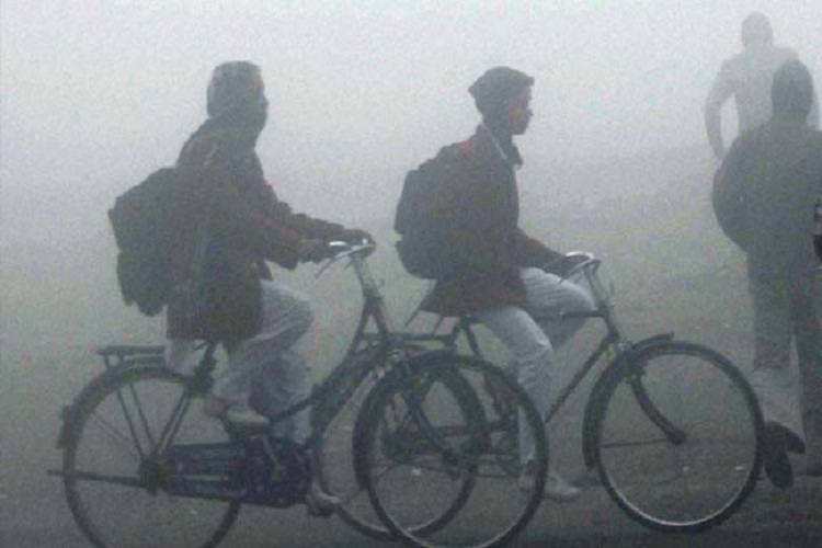 Delhi weather to remain chilly and foggy throught the week