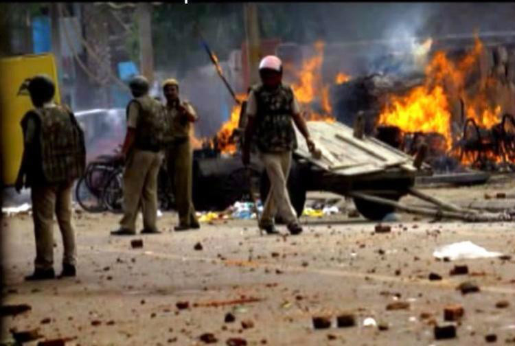 Centre introduces chapter on violence by 'anti-nationals' as part of NCRB data