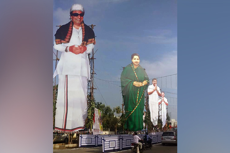 After Subhasri death, Chennai Corporation removes 3,400 illegal hoardings in a day