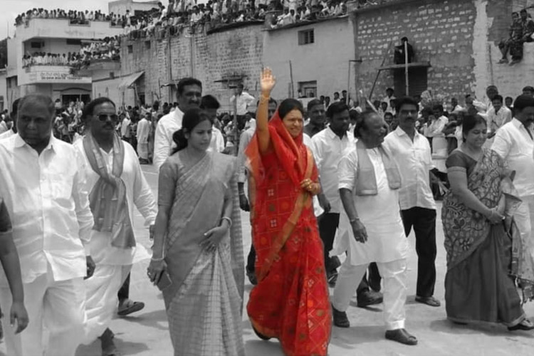 'They control everything': Tracing DK Aruna's political lineage in Telangana's Gadwal