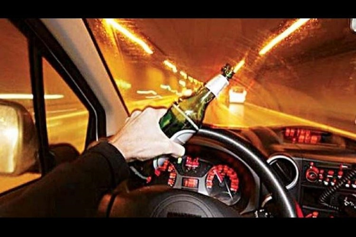 Drunk driver goes on rampage in Hyderabad ramming several vehicles kills one