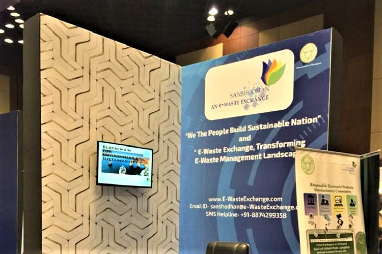 Hyderabad startup E-waste Exchange receives global recognition from WEF
