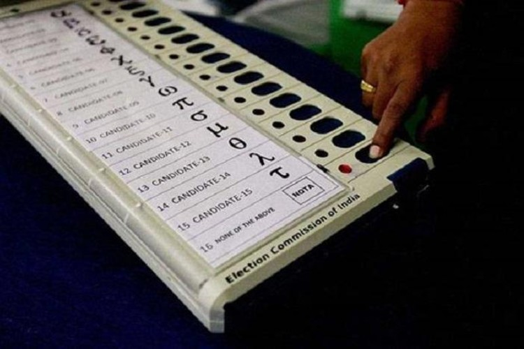 DMK says Nanguneri bye-poll EVMs moved without their knowledge, complains to ECI
