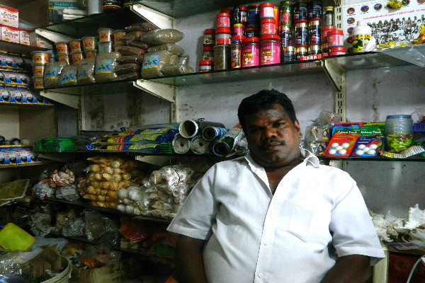 In Kolathur While The Colour Fish Businesses Look Ahead The