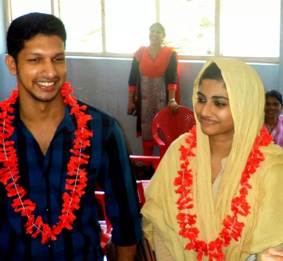 muslim girl dating christian guy