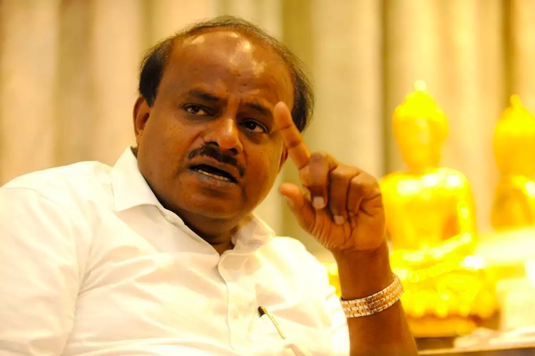 Dissent in JD(S): Party loyalists openly lash out against ex CM Kumaraswamy