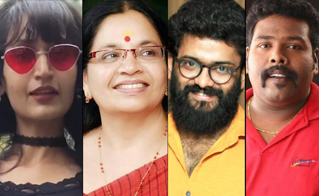 From Bhagyalakshmi to RJ Firoz: Mohanlal introduces 14 'Bigg Boss' Malayalam  3 contestants | The News Minute