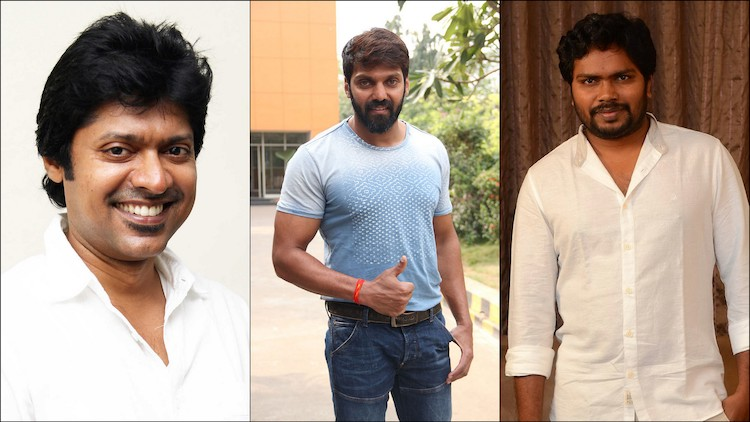 Pa. Ranjith ropes in Magizh Thirumeni for Arya's 'Salpetta'?