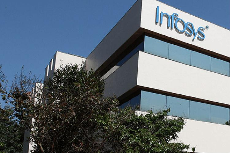 Infosys net profit slips 2.2% in Q2, revenue up 9.8%