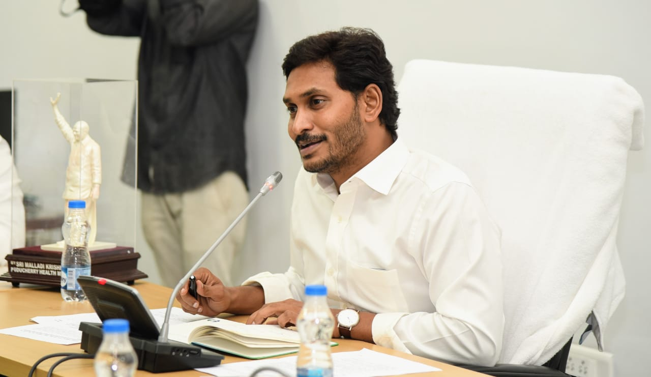 Andhra CM Jagan arrives in Delhi to meet PM Modi and central ministers