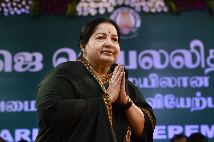 Co-operative federalism will be empty rhetoric if states not given powers: Jayalalithaa