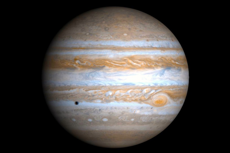 There's more 'water' on Jupiter than was earlier believed, finds NASA probe