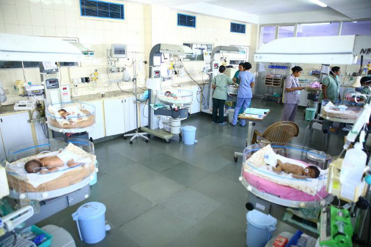 Kanchi Childs Trust Hospital In Chennai Sold Bio Medical