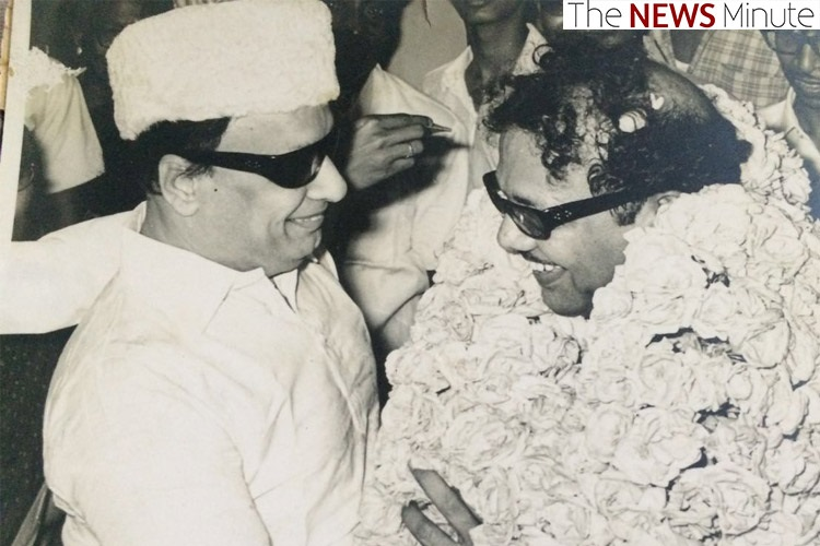 Karunanidhi and MGR: A checkered friendship, and a lesson in civility and empathy