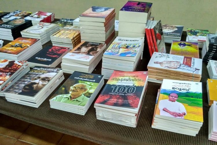 A Malayalam Library In Chennai Is Bringing Books Of Your